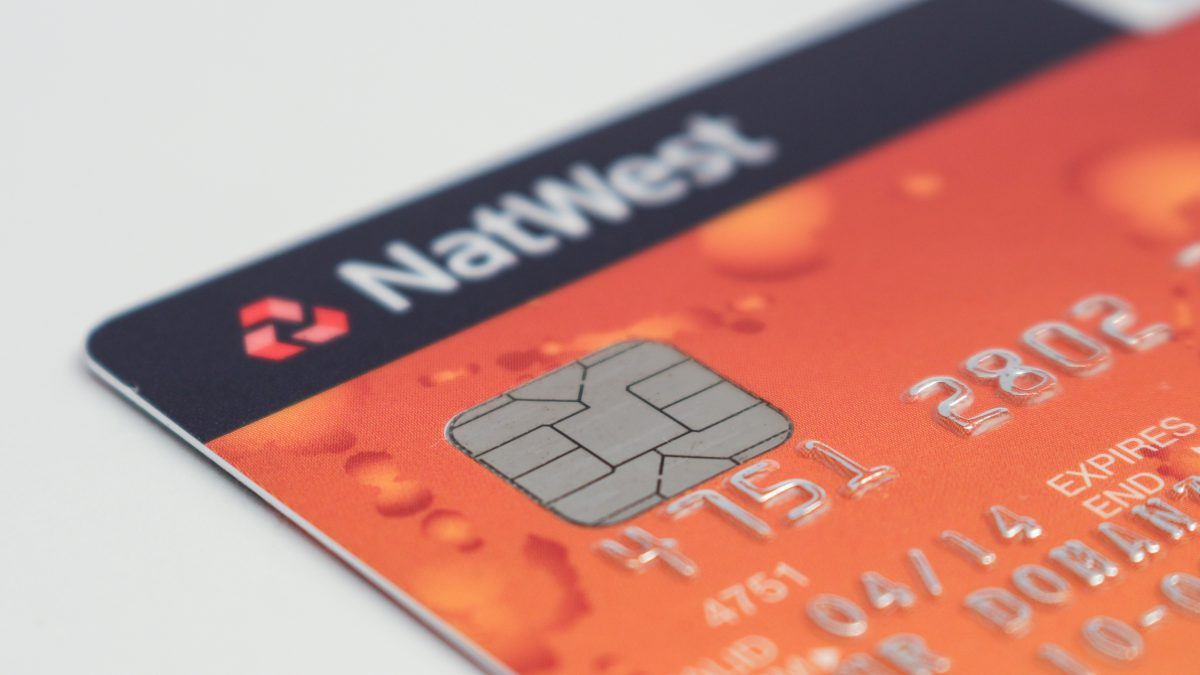 Card-Release of a Frozen Bank Account.