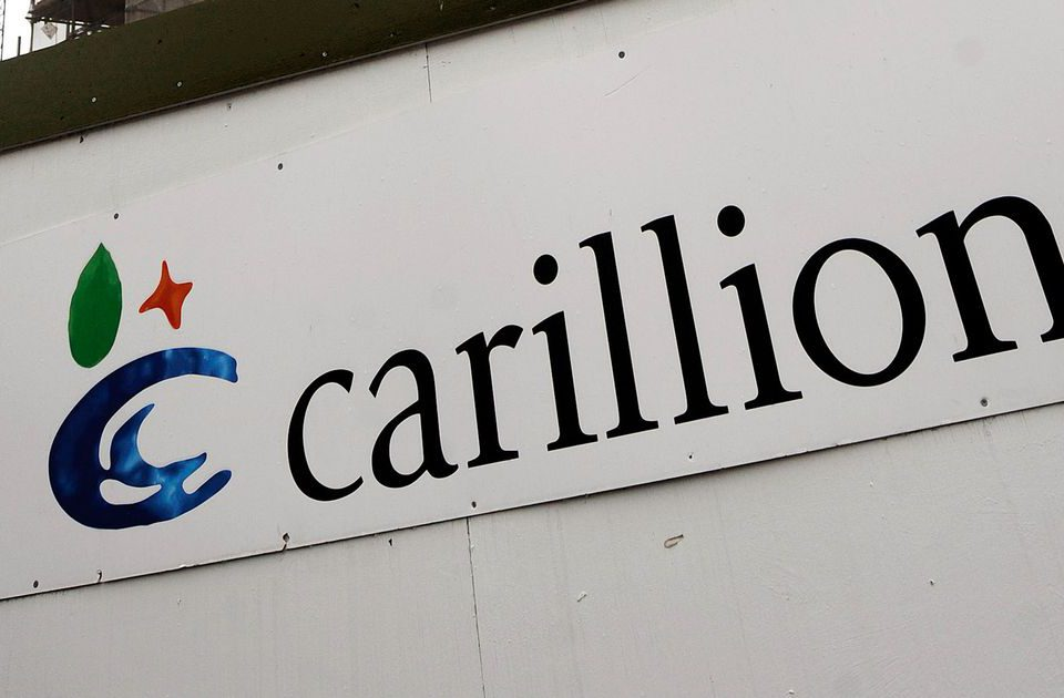Collapse of Carillion